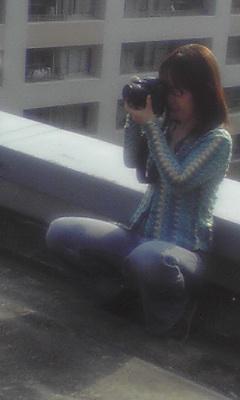 チラシ用写真撮影!